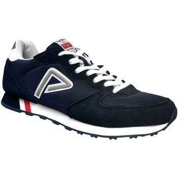 Zapatos Hombre Zapatillas bajas Pepe jeans Klein archive marino