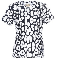 textil Mujer camisetas manga corta Eleven Paris BIRINA Negro