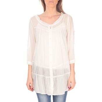 textil Mujer Túnicas Vision De Reve Tunique women 7055 Ecrue Beige