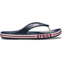 Zapatos Hombre Chanclas Crocs™ Crocs™ Bayaband Flip Navy/Pepper