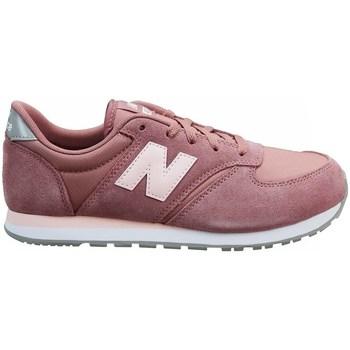 Zapatos Niños Zapatillas bajas New Balance YC420PP Rosa