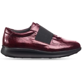 Zapatos Mujer Mocasín Nature 4163 Zapatos Mujer Rojo Rojo