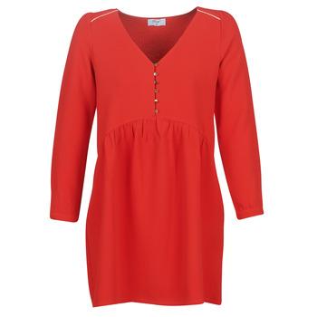 textil Mujer vestidos cortos Betty London LADY Rojo