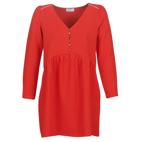 Betty London LADY Rojo - Envío gratis | ! - textil vestidos cortos Mujer