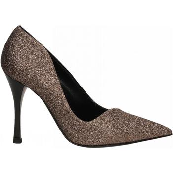 Zapatos Mujer Zapatos de tacón Ororo DECOLLETE GLITTER bronzo