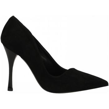 Zapatos Mujer Zapatos de tacón Ororo DECOLLETE CAMOSCIO nero