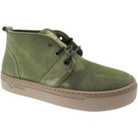 Zapatos Mujer Zapatillas altas Natural World NAW6151922ka verde
