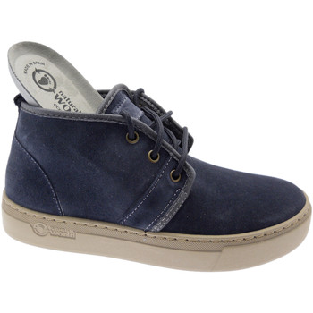 Natural World NAW6151977ma blu - Zapatos Deportivas altas Mujer 8588