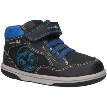 Zapatos Niño Zapatillas altas Geox B9437A 0MEAF B Azul