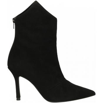 Zapatos Mujer Botines Marc Ellis CAMOSCIO nero