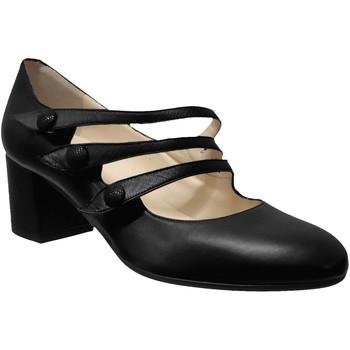 Zapatos Mujer Zapatos de tacón Brenda Zaro F3505 Cuero negro