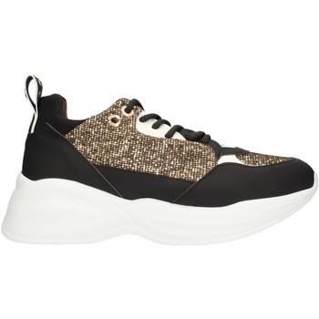 Zapatos Mujer Zapatillas bajas Alexander Smith SP73896 Oro negro y blanco