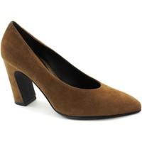Zapatos Mujer Zapatos de tacón Malù Malù MAL-I19-8260-CS Marrone
