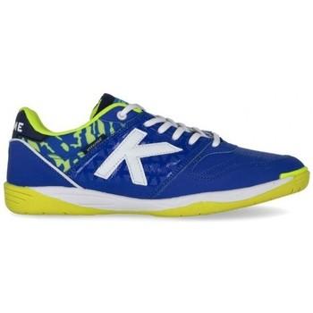 Zapatos Fútbol Kelme INTENSE 7.0 LIMA Y AZUL