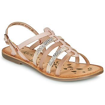 Zapatos Niña Sandalias Kickers DIXON Rosa