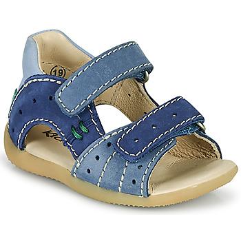 Zapatos Niño Sandalias Kickers BOPING-3 Azul