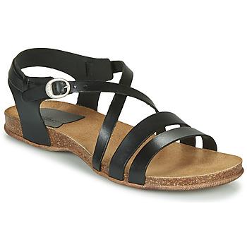 Zapatos Mujer Sandalias Kickers ANATOMIUM Negro