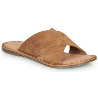 Zapatos Mujer Zuecos (Mules) Kickers DIAZ-2 Camel