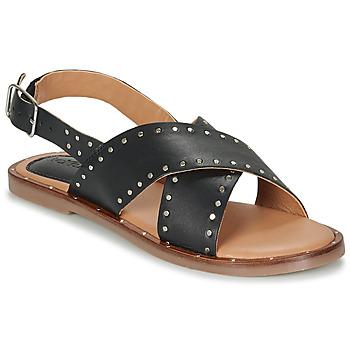 Zapatos Mujer Sandalias Kickers KICLA Negro