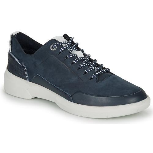 Zapatos Mujer Zapatillas bajas Kickers ORUKAMI Marino