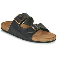 Zapatos Hombre Sandalias Kickers ORANO Negro