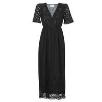 textil Mujer vestidos largos Betty London  Negro