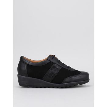 Zapatos Mujer Derbie Amanda FONTA Negro