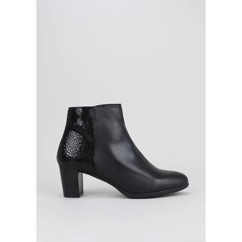 Zapatos Mujer Botines Sandra Fontan CLASIC Negro