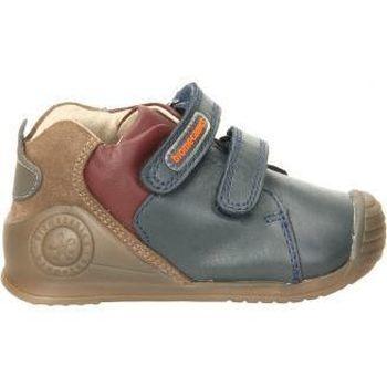 Zapatos Niños Botas de caña baja Biomecanics Botas  191155 b niño azul bleu