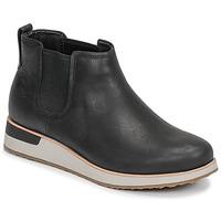 Zapatos Mujer Botas de caña baja Merrell ROAM CHELSEA Negro