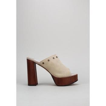 Zapatos Mujer Sandalias Marta Riumbau VIEDMA Beige