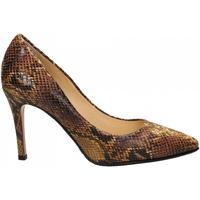 Zapatos Mujer Zapatos de tacón L'arianna SERPENTE senape