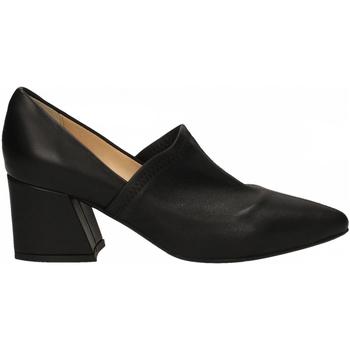 Zapatos Mujer Zapatos de tacón L'arianna NAPPA ELAST. nero