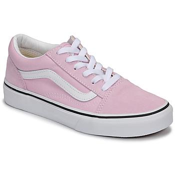 Zapatos Niña Zapatillas bajas Vans JN Old Skool Rosa