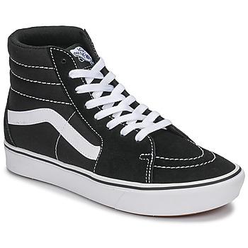Zapatos Zapatillas altas Vans COMFYCUSH SK8-HI Negro / Blanco