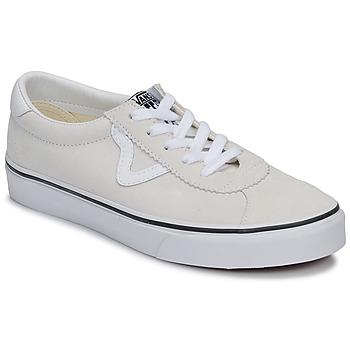 Zapatos Zapatillas bajas Vans VANS SPORT Blanco