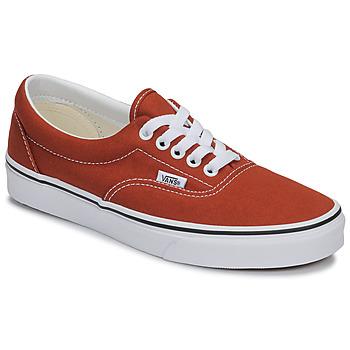 Zapatos Zapatillas bajas Vans ERA Rojizo