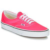 Zapatos Mujer Zapatillas bajas Vans ERA NEON Rosa