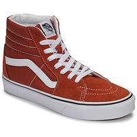 Zapatos Zapatillas altas Vans SK8-HI Rojizo
