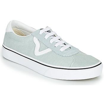 Zapatos Mujer Zapatillas bajas Vans VANS SPORT Azul