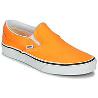 Zapatos Mujer Slip on Vans CLASSIC SLIP-ON NEON Naranja