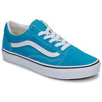 Zapatos Niños Zapatillas bajas Vans JN Old Skool Azul