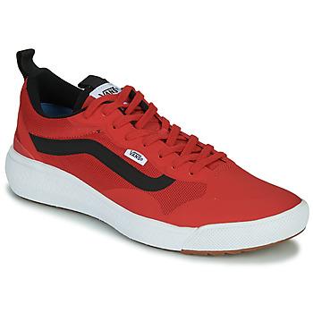 Zapatos Hombre Zapatillas bajas Vans UltraRange EXO Rojo
