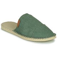 Zapatos Mujer Zuecos (Mules) Havaianas ORIGINE FREE Verde
