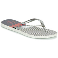 Zapatos Mujer Chanclas Havaianas SLIM NAUTICAL Blanco