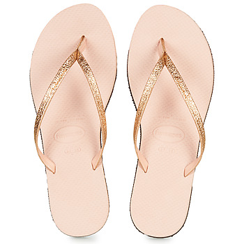 Zapatos Mujer Chanclas Havaianas YOU SHINE Rosa