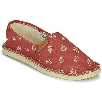 Zapatos Alpargatas Havaianas ORIGINE BEACH Rojo