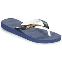 Zapatos Chanclas Havaianas TOP MIX Marino / Negro