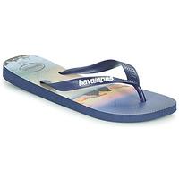Zapatos Hombre Chanclas Havaianas HYPE Marino