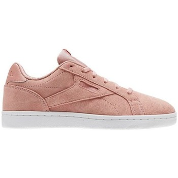 Zapatos Fitness / Training Reebok Sport ROYAL COMPLETE CLEAN MUJER CN0434 ROSA BLANCO